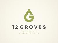 12 Groves - Logo Design