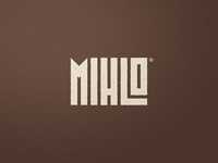 Mihlo - Logotype Design