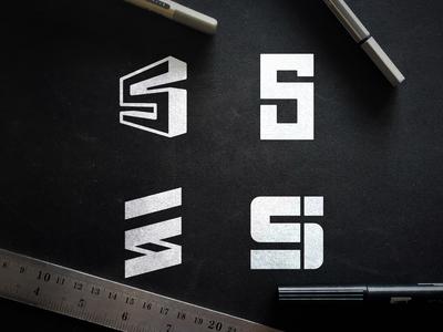 Steel Improvements - Logo Concepts