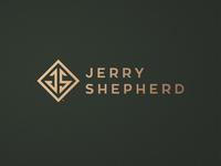 Jerry Shepherd - Logotype Design