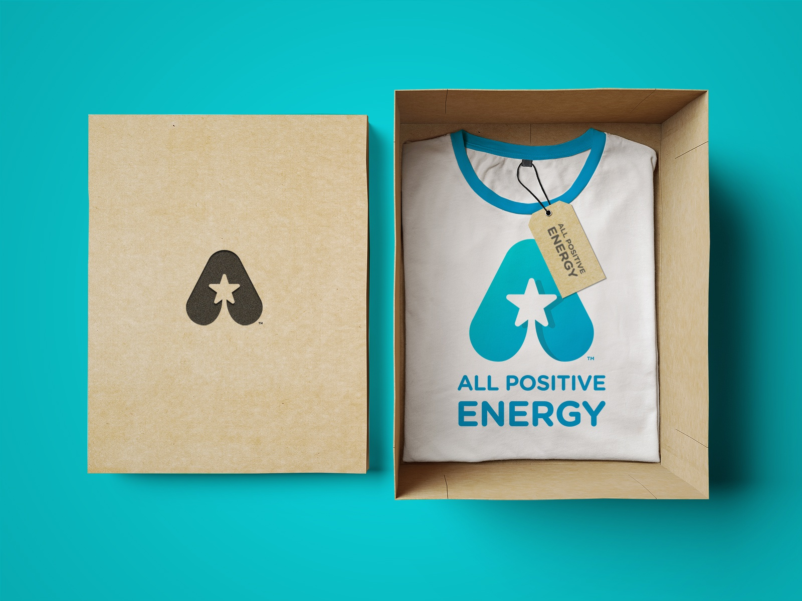 All positive energy packaging
