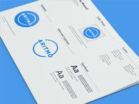 Aritmo branding manual
