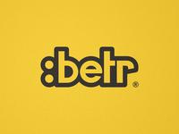 Betr - Logotype Design