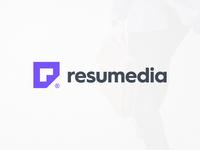 Resumedia - Logo Design