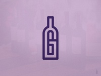 G Bottle Monogram