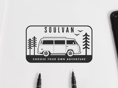 Soulvan - Logo Sketch