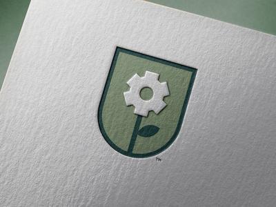 Mechanical Lily Munitions - Printed Logo