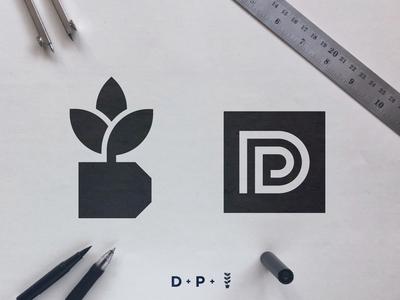 Deco Planters - Logo Concepts