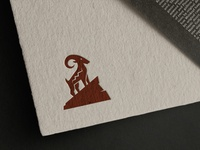Aztec Goat - Logomark Design