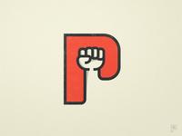 Partisan - Lettermark Design