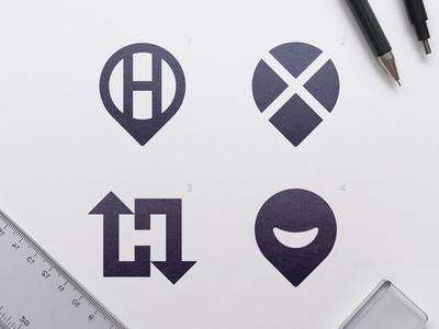 Hobbiez - Logo Concepts