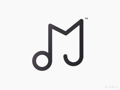 Daniel Jordan Music - Logomark Design