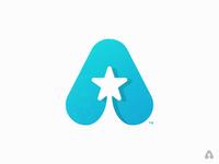 All Positive Energy - Logomark Design