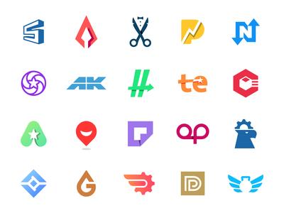 Logo Selection IV