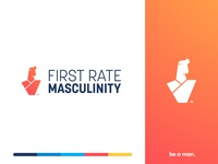 First Rate Masculinity - Brand Identity