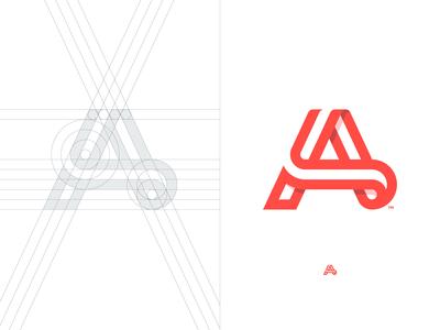Ayoub Hussain - Logo Grid