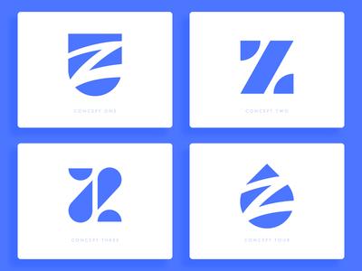 Ziptility - Logo Concepts