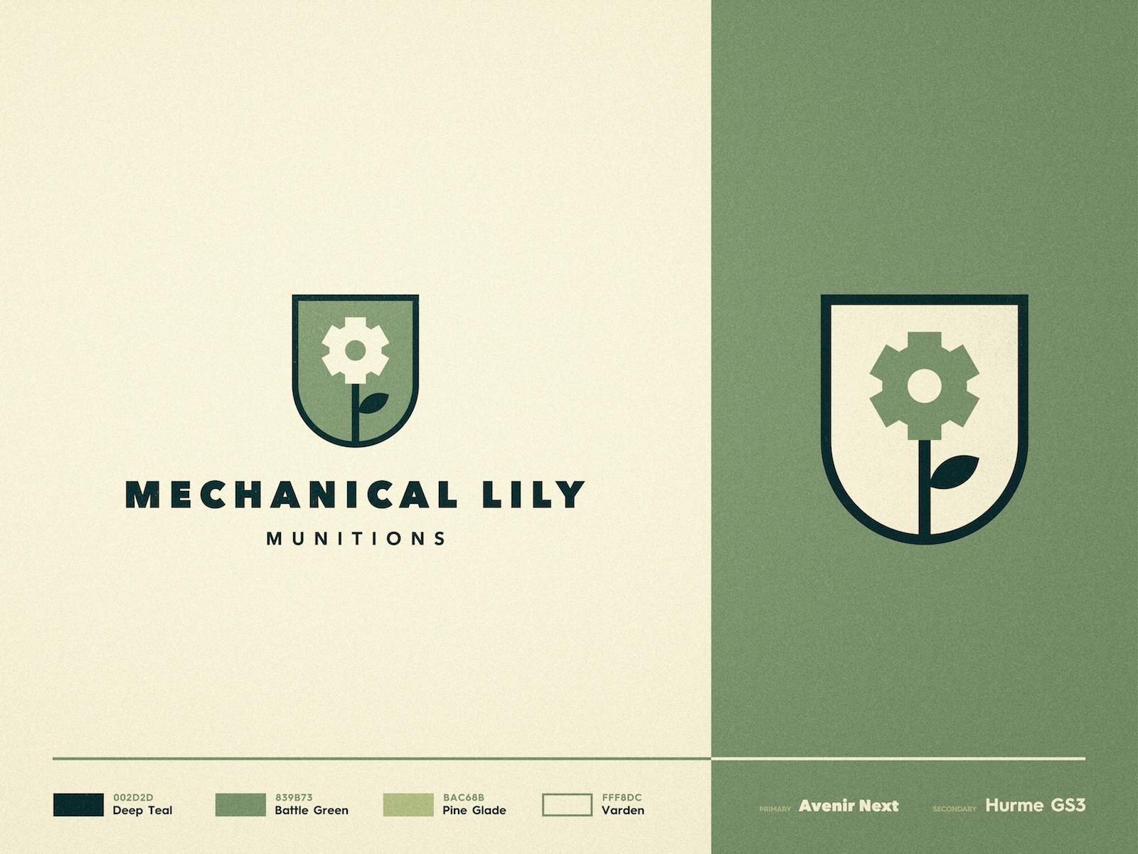 Mechanical lily drib 01