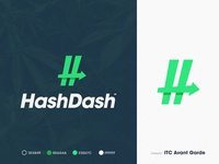 HashDash - Brand Identity 2.0