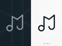 Daniel Jordan Music - Logo Grid