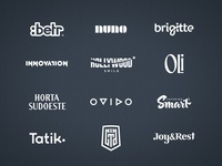 Wordmark Collection