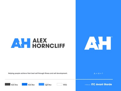 Alex Horncliff - Brand Identity