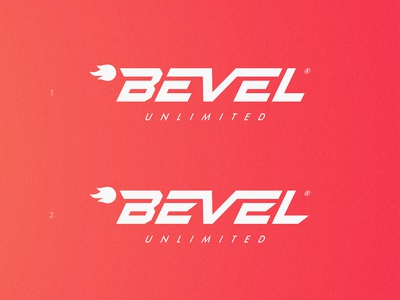 Bevel Unlimited - Logotype Concepts
