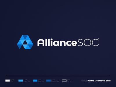 Alliance SOC - Brand Identity