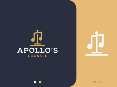 Apollo's Counsel - Brand Identity