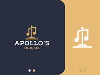 Apollo's Counsel - Brand Identity