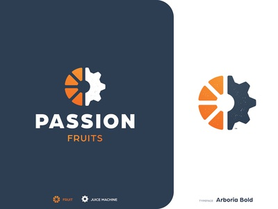 Passion Fruits - Brand Identity
