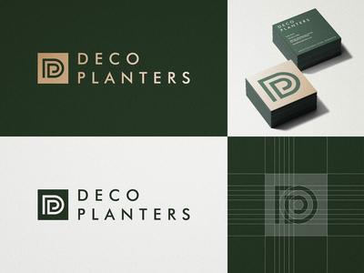 Deco Planters - Brand Identity