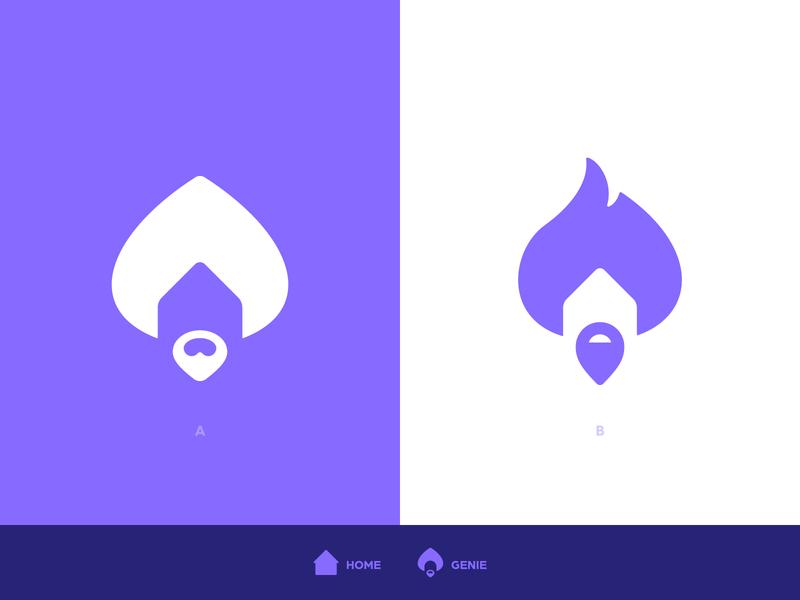 Crib Genie - Logo Concepts