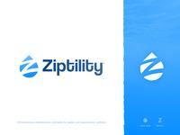 Ziptility - Logo Design 2.0