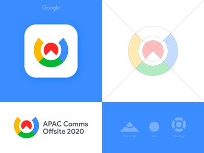 Google APAC Comms Offsite 2020 - Logo Grid