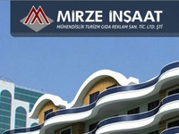 Mirze Construction Web Site