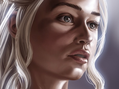 Mother of Dragons emilia clarke game of thrones targaryen daenerys