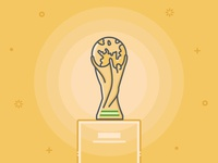 World Cup Freebie Trophy