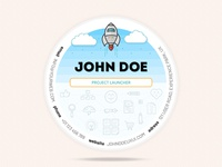 UX Circle Business Cards