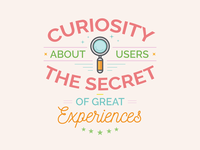 UX Workflow - Curiosity About Users