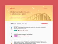 Děčín 2.1 Website