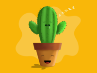 The Cactus illustration