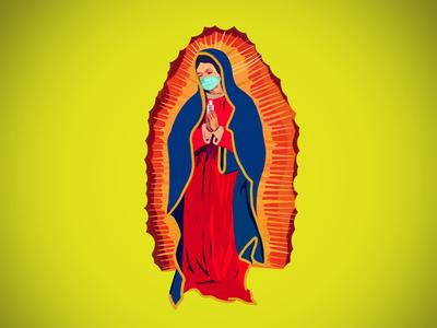Our Lady of Coronavirus