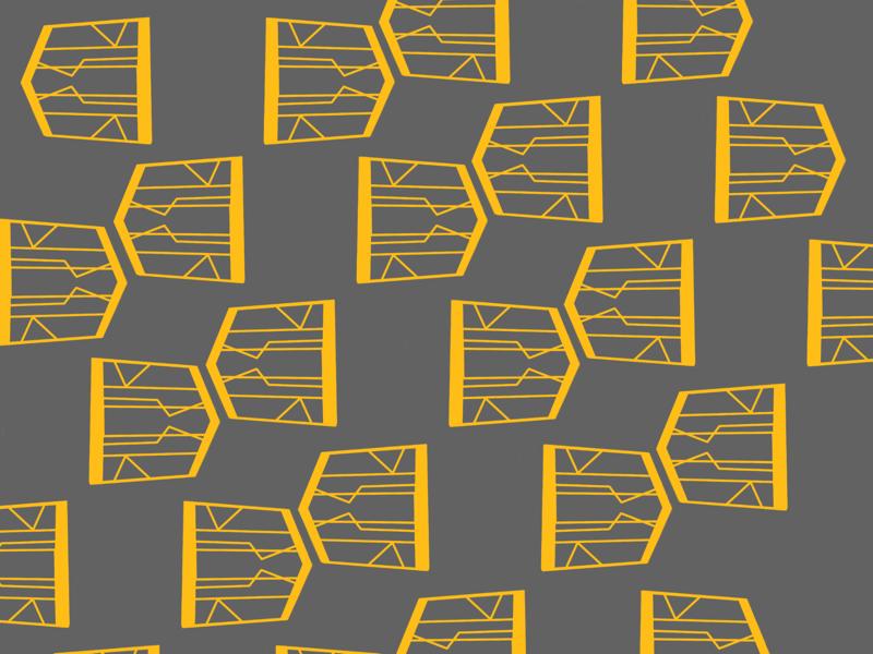 Pattern 5 pattern illustration procreate apple pencil ipad pro