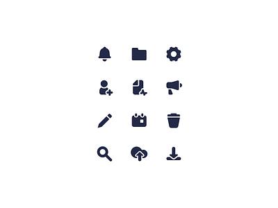 Product Icons 🔍 interfacedesign ui productdesign uiux figma iconography iconset icondesign icons