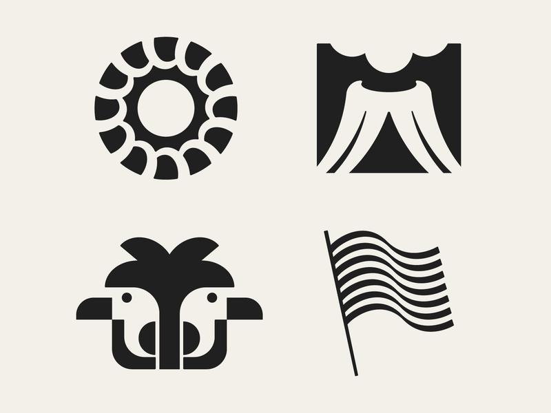 Marks vector brandmark logodesign brand logomark logo