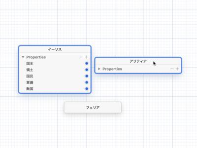 Diagram app prototype