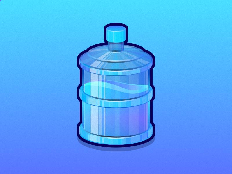 bucket of drinking machine drinking machine bucket