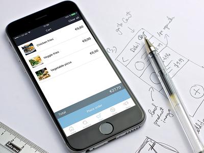 Ecommerce App in iOS using Swift