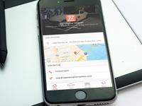 Car Dealer iOS app - Home